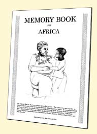 Edition of memory Book for Africa